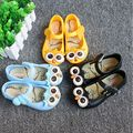 YNB Children's Owl Jelly Shoes Girls Mini Melissa Shoes Closed Tole Sandals Baby Toddler Children PVC Sandals for Girls us5-10