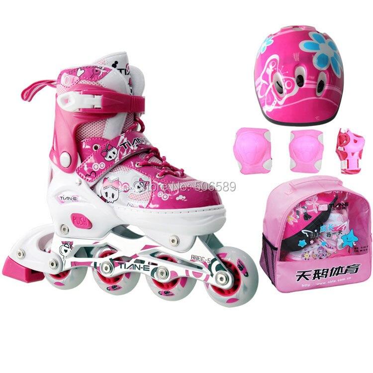 free shipping children's roller skates flashing roller skates size adjustable set free shipping roller skates children flashing wheels first wheel flashing ck x502