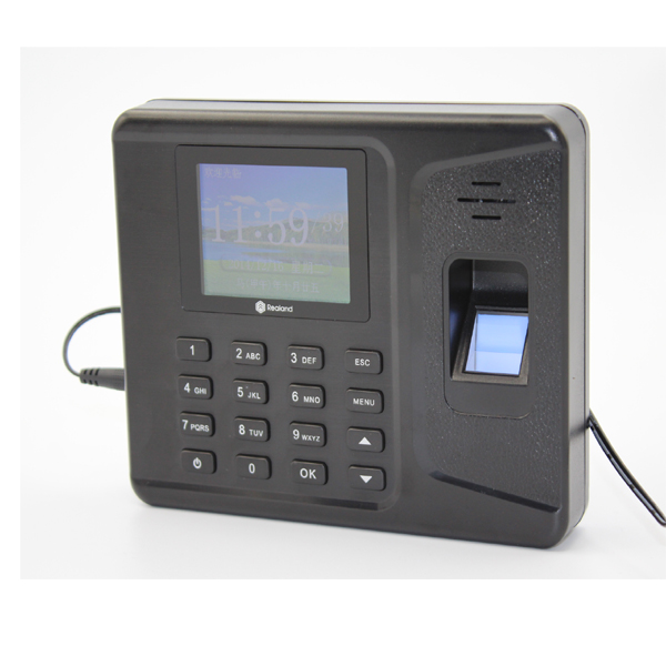 Здесь продается  Realand 2.8 Inch TFT Biometric Network Fingerprint Attendance Machine Fingerprint Time clock  Безопасность и защита