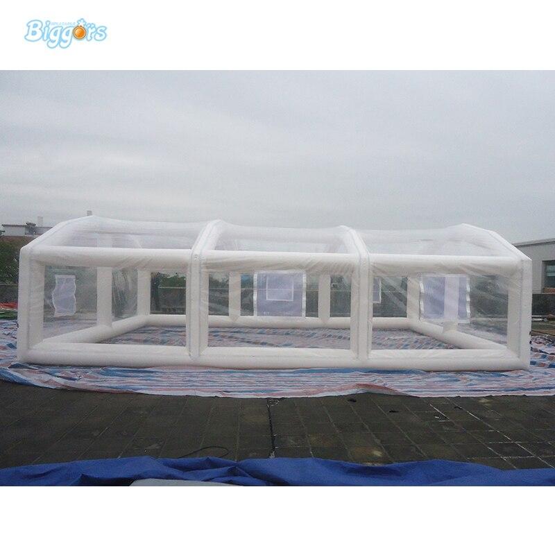 Tente gonflable d'auvent de publicité de Gazebo gonflable de prix usine