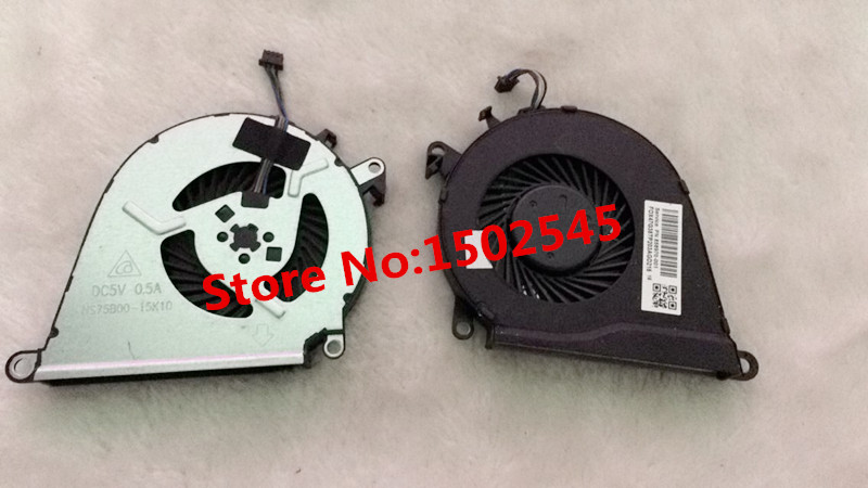 US $10 0 |Free Shipping Laptop Cooling Fan For HP OMEN 15 AX 15 AX020CA 15  AX039NR 15 AX252NR 15 AX253DX CPU Fan 858970 001 DC5V 0 5A-in Laptop