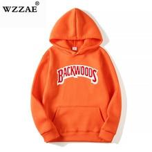 Backwoods Sweatshirt Men Hip Hop hoodie SF