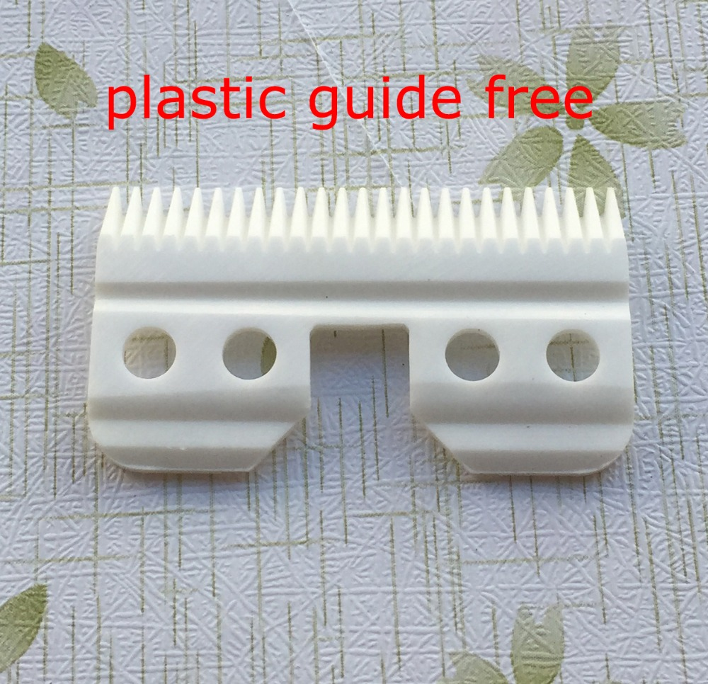 25 Teeth Pet clipper ceramic moving blade fit A5 blade 40 and 50