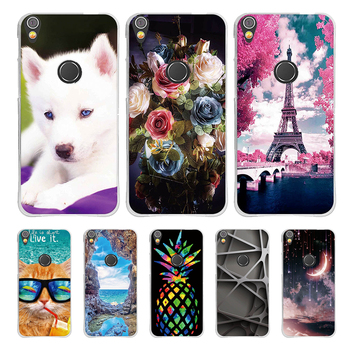 Funda For Alcatel Shine Lite 5080X 5080 Case Cover 3D Soft Silicone TPU For Alcatel Shine Lite Phone Case Phone Protection Cases image