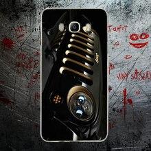 Car Jeep Wrangler Compact Sport Soft TPU Transparent Cell Phone Cases For Samsung Galaxy J1 J2 J3 J5 J7 A3 A5 A7 2016 2017 Shell