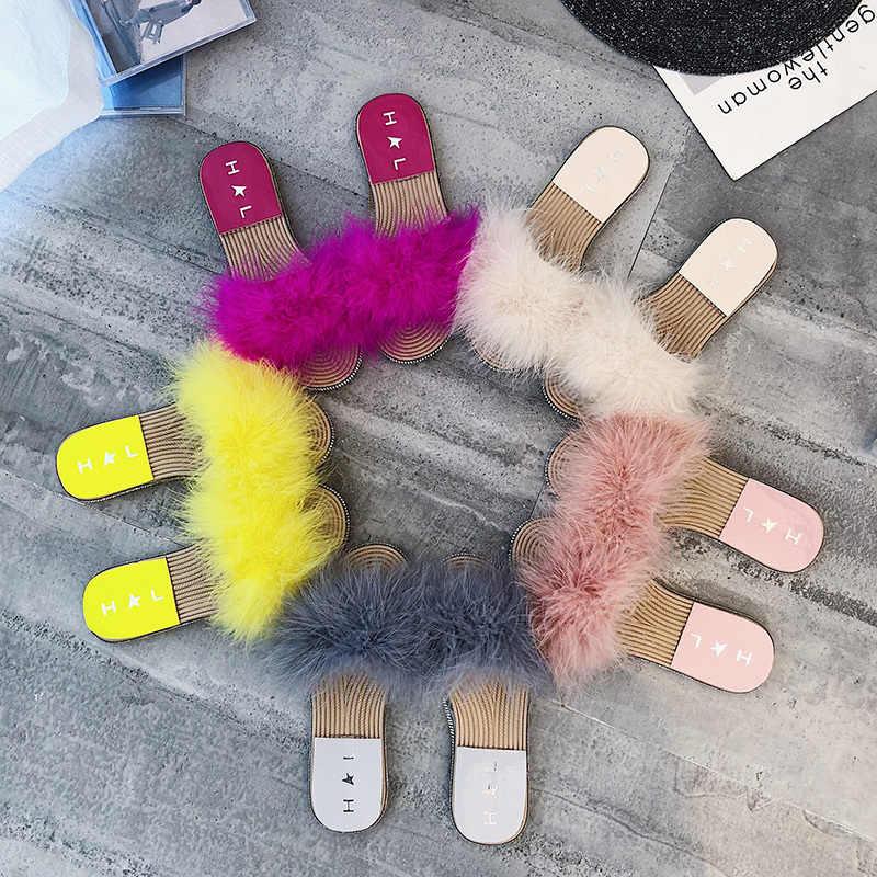 2019 חדש אביב קיץ בית כותנה נעלי קטיפה נשים מקורה \ רצפת שטוח נעלי קטיפה פרוותי קיץ דירות מתוקות גבירותיי נעלי בית