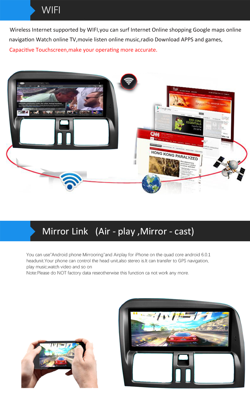 part 4 wifi and mirrorlink