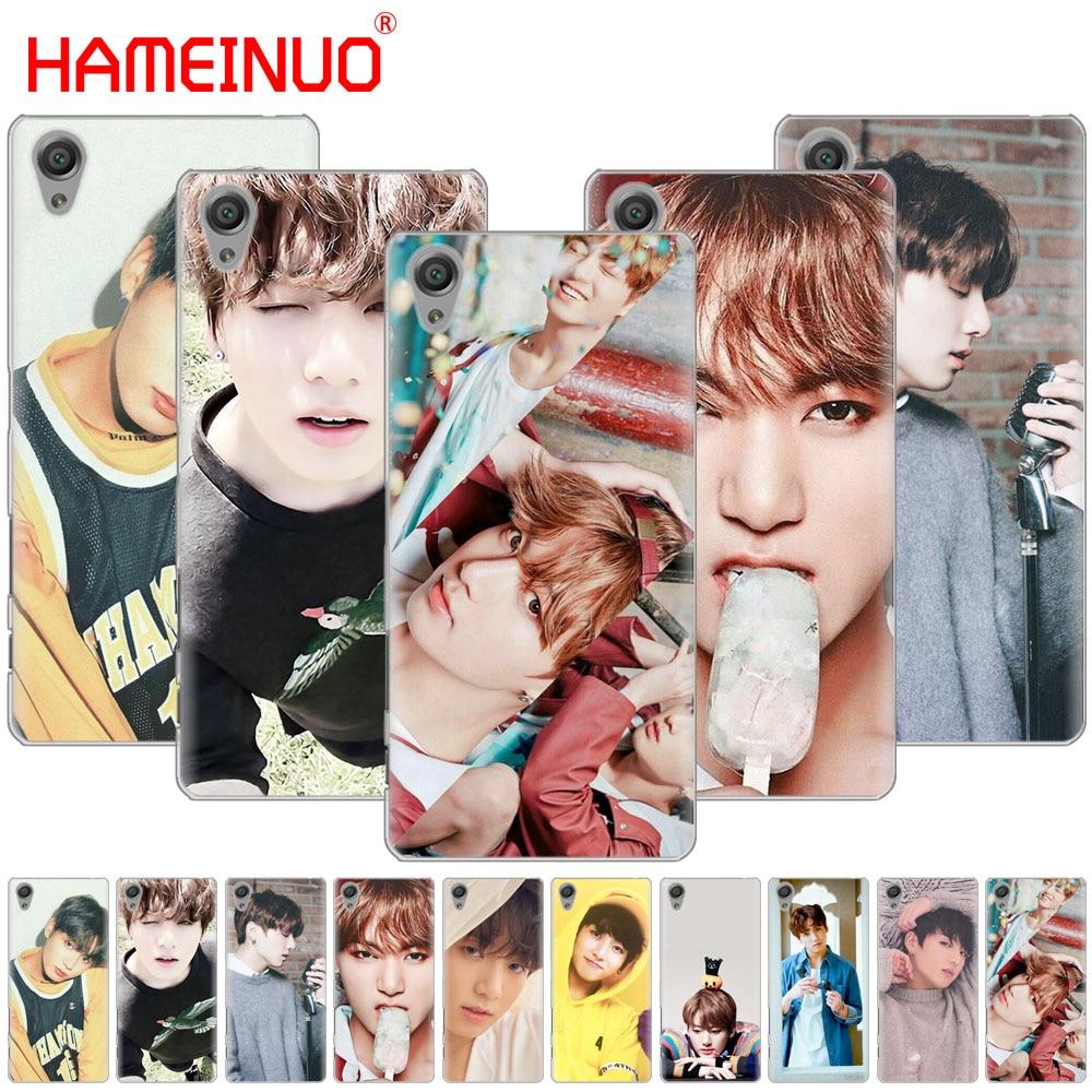 Careful Hameinuo Bts Bangtan Boys Jung Kook Cover Phone Case For Sony Xperia C6 Xa1 Xa2 Xa Ultra X Xp L1 L2 X Xz1 Compact Xr/xz Premium 100% Original Phone Bags & Cases Half-wrapped Case