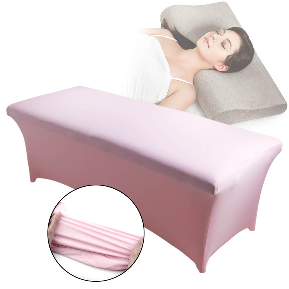 Eyelashes Bed Cover Beauty Sheets Lash Table Cover Stretchable Eyelash Extension
