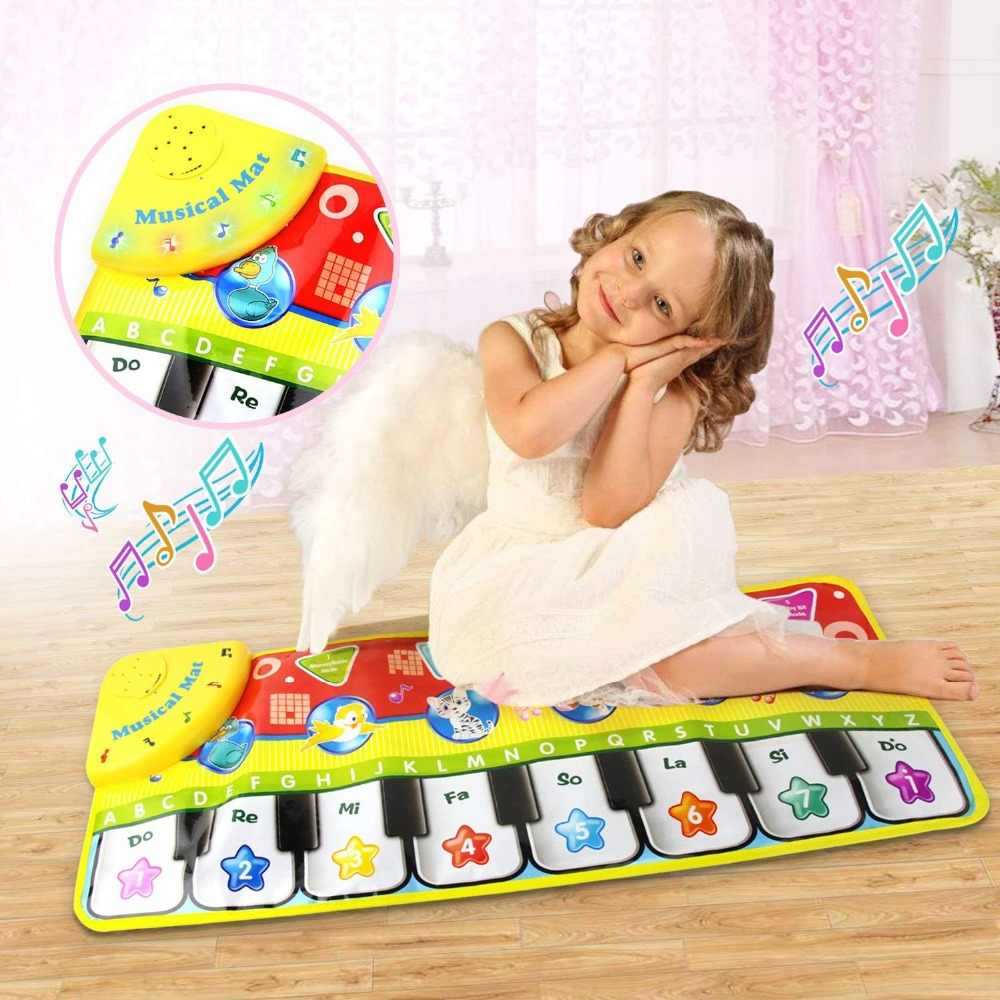 How To Play Newborn On Piano Detail Feedback Questions About Coolplay 70x27cm Baby Piano