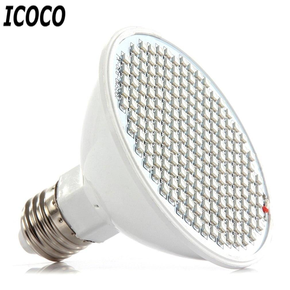 ICOCO 1 шт. 200 светодиоды E27 гидропоники завода светать цветок роста растений цветут д ...