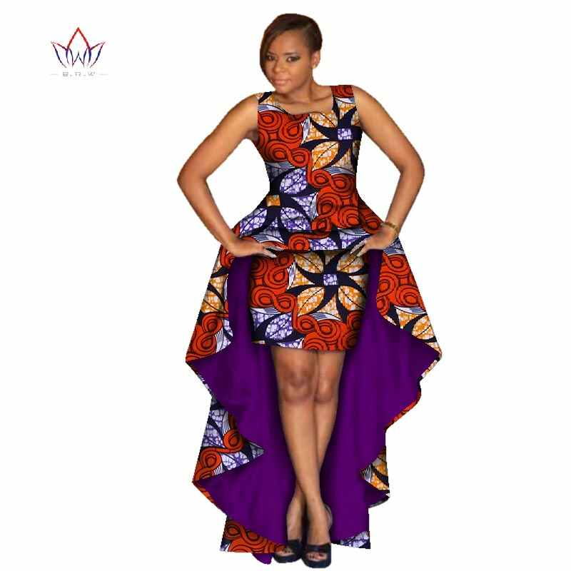 6df0574a83c9d1 2019 Fashion African Skirt Sets For Women Dashiki X-Long Shirt and Skirt  Africa Clothing