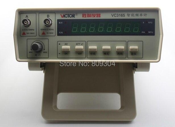 частотомер Vc3165 инструкция - фото 7