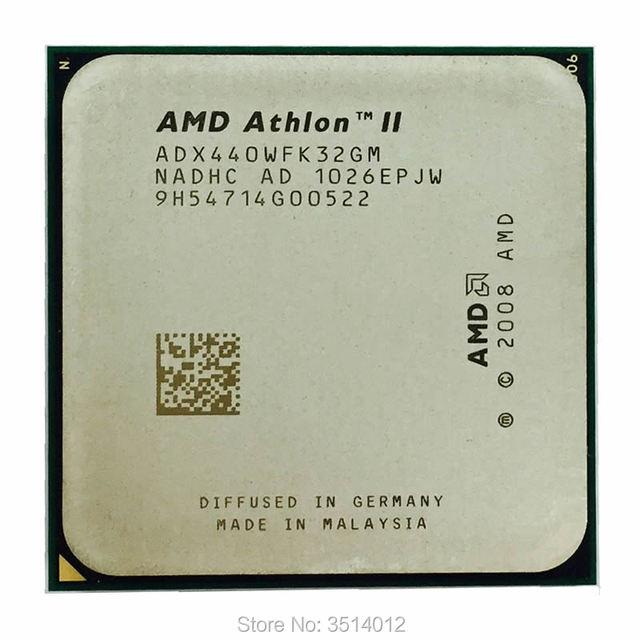 DRIVER FOR AMD ATHLON X3 440