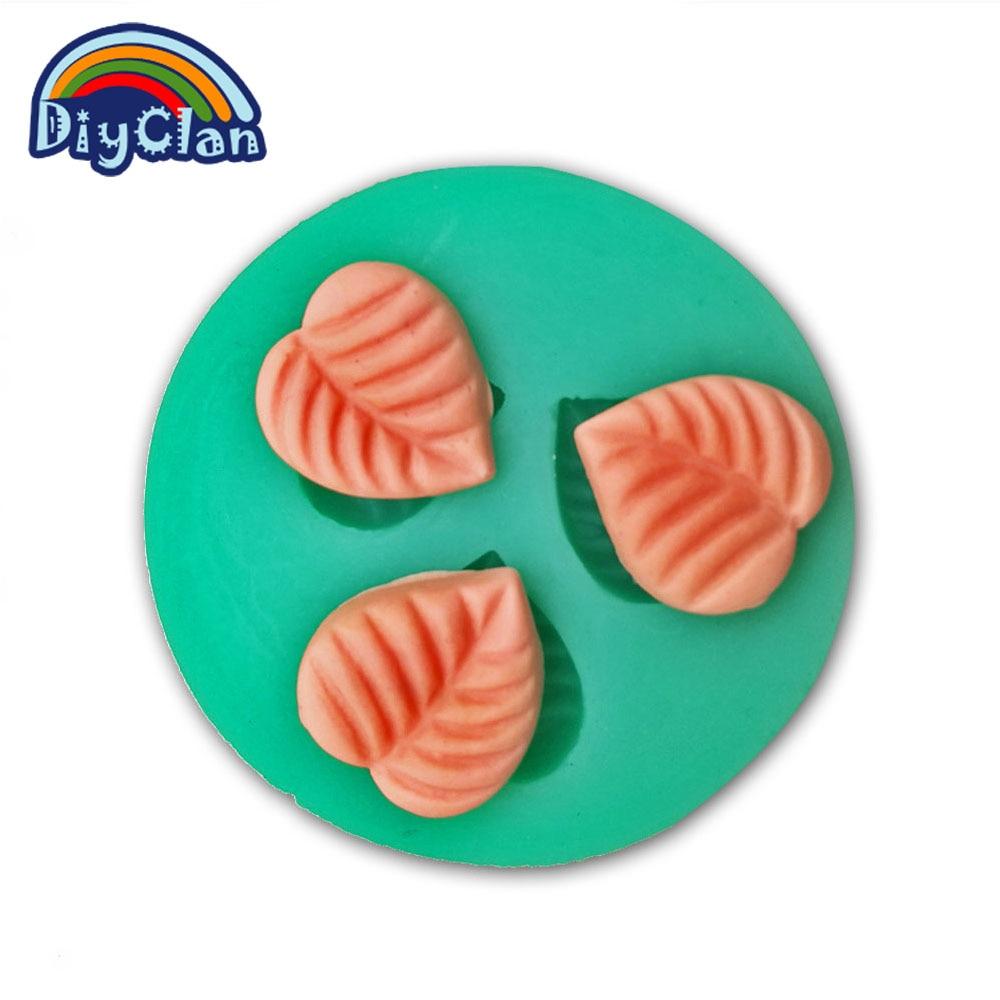 Neue DIY silikon fondantform kuchen dekorieren pudding gelee seife formen mini lassen schokolade süßigkeitenform backen F0274YZ35