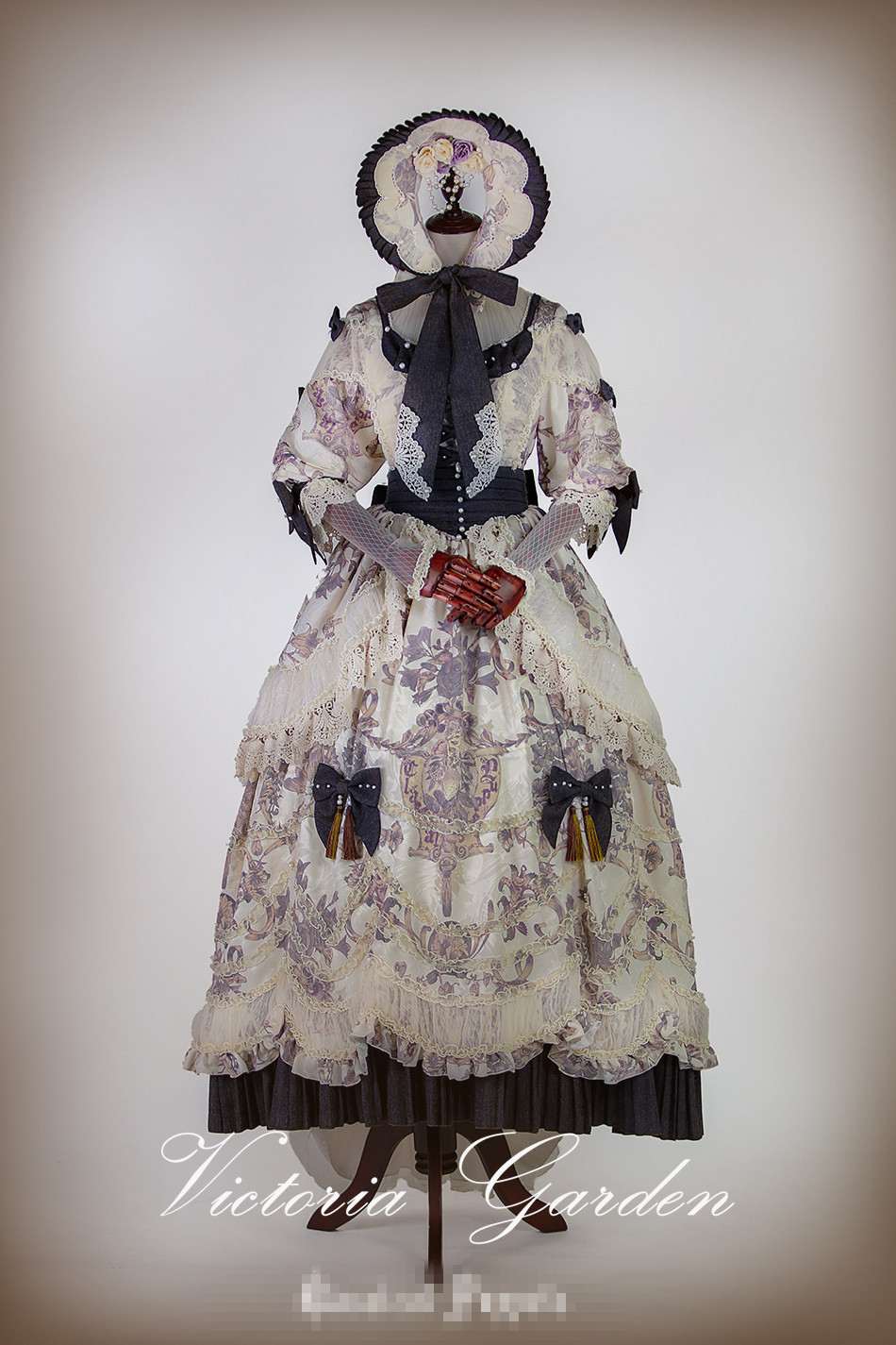 Victoria Garden tea party OP Lolita Dress dress female custom made/size-in Game Costumes from Novelty & Special Use on Aliexpress.com | Alibaba Group