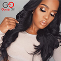 Gossip Girl Peruvian Wig Human Hair Lace Front Wigs Black Women Glueless Full Lace Wigs With Baby Hair Virgin Hair Wigs Perruque