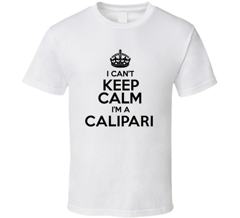 Shirt design website cheap - Shirt Design Website Crew Neck Calipari I Cant Keep Calm Parody Short Graphic Tees For Men