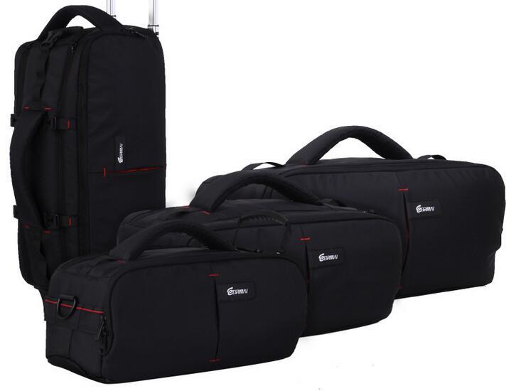 EIRMAI camera bag DSLR camera bag waterproof backpack Manufacturer China/capacity1 dslr 5 lenses; accessories; laptop; tripod