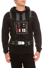 "Star Wars Men's""I am Darth Vader"" Cotton Hoodie Coat Sweatshirt Cosplay Costume for boys"