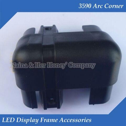 3590G Arc Corner LED Display Frame Accessories