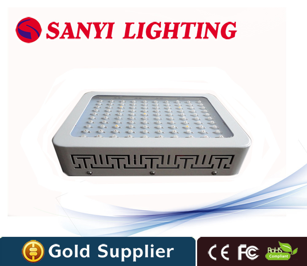100W Led Grow Light Lamp horticulture lighting for Medicinal plant growth and flowering red blue=8:1 dropshipping 5pcs lot 90w ufo led grow light led horticulture lighting 9bands led lamp best for medicinal plants growth and flowering