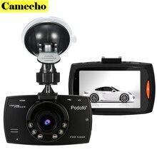 2017 Последним Автомобильный ВИДЕОРЕГИСТРАТОР G30 Камеры Видеокамеры 1080 P Full HD Видео Регистратор Парковка Рекордер DVR Ночного Видения G-датчик Dash Cam