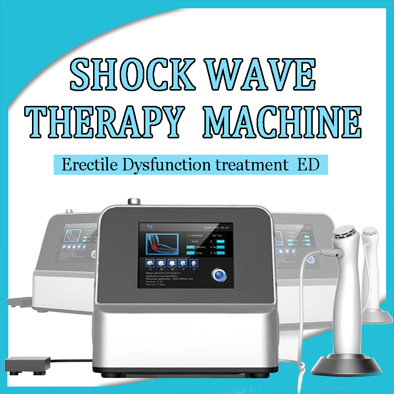 Effective Acoustic Shock Wave  Shockwave Shockwave Therapy Machine Function Pain Removal For Erectile Dysfunction With ED