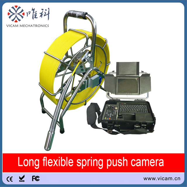 Sewer Camera For Sale >> Aliexpress Com Buy Underwater Sewage Cleaning Machine 60meters Used Sewer Inspection Camera For Sale With 29mm Mini Self Levelling Camera V8 3388