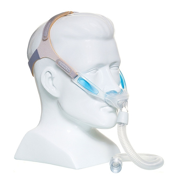 FOR New  Ventilator Nuance Pro Xinyue Gel Nasal Pillow Nasal Congestion Nasal Mask