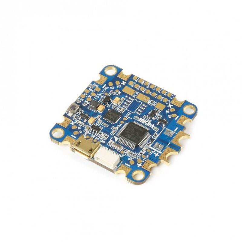 Bacio iFlight Flyduino Bacio Concesso In Licenza AIO Controllore di Volo F3 Built-In PDB OSD 5 v BEC per RC Drone FPV Da Corsa modelli di Telaio Parte