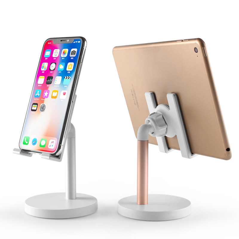Cellphones & Telecommunications Wrumava Universal Phone Holder Stand For Samsung Desk Tablet Pc Stands For Iphone Ipad Compatible Within 3.5~10.5 Inches Screen Mobile Phone Holders & Stands