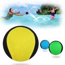 Balle rebondissante pour enfants et adultes, jouets d'extérieur de 5.6CM, pour piscine, plage, saut sur l'eau, sport