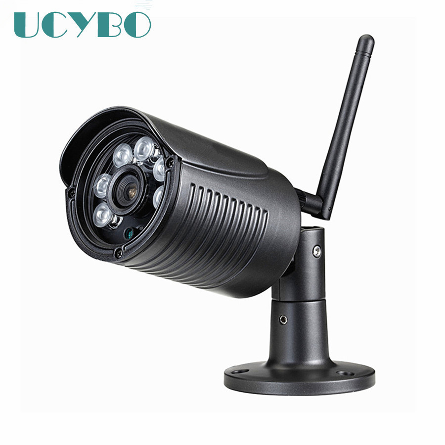 outdoor 720P IP Camera HD Wireless Wifi array IR night vision bullet Onvif waterproof cctv security ip 1mp network web camera hd 720p 1 0mp wireless wifi micro sd card ip camera waterproof network onvif outdoor surveillance security 36 ir night vision