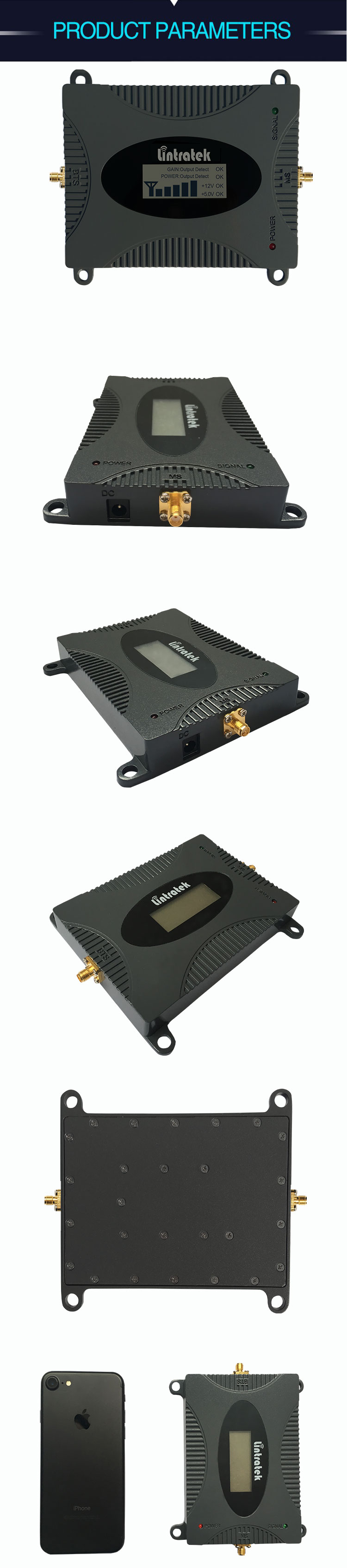 Booster Repeater cellular 2G 5