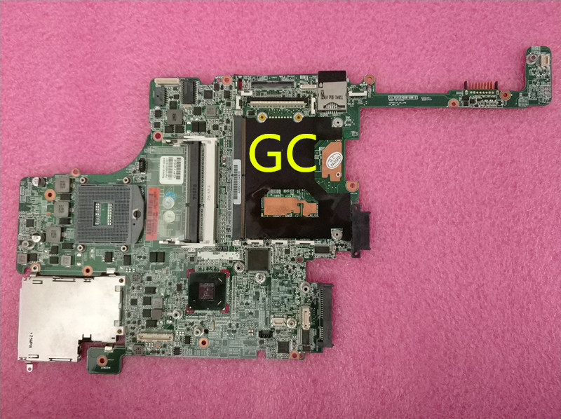 high quality laptop Motherboard For 8560W 652638-001 684319-001 System Board Fully Tested free shipping for hp 8560w motherboard 652638 001 intel qm67 ddr3 green model 100