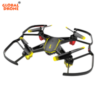 Global Drone GW66 Mini Drone Quadrocopter RC Helicopter FPV Drones with Camera Remote Control Toys for Boys Dron for beginner