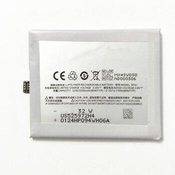 10pcs/lot 3350mAh Replacement Phone Battery BT41 ForMeizu MX4 Pro Phone Batterie Bateria