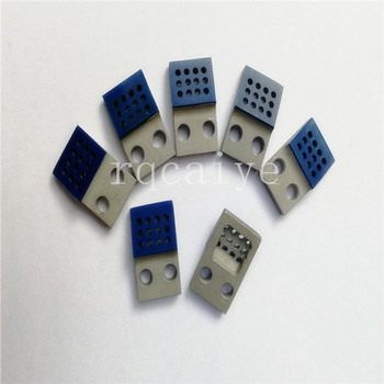 20 pcs Roland gripper pad 010W164513 gripper pad Roland 700 Printer machines Spare Parts