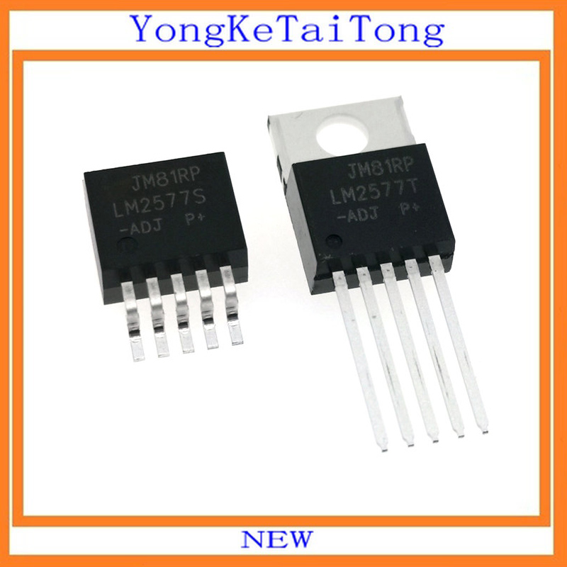 Useful 10pcs/lot New Lm2577 Lm2577s-adj Lm2577t-adj Back To Search Resultselectronic Components & Supplies