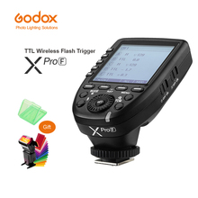 Godox XPro-F 2.4G TTL Wireless High Speed Sync 1/8000s Flash Transmitter X system High-speed Trigger For Fuji Cameras