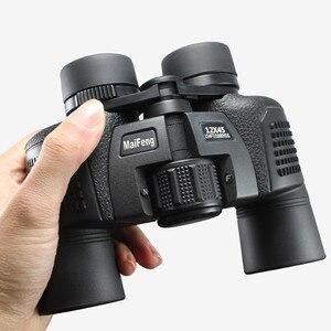 Image 2 - Binoculares militares de Alemania HD, telescopio profesional de gran angular, visión nocturna Lll para caza con soporte para cámara de teléfono inteligente gratuito