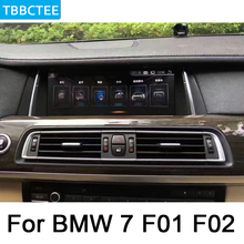 For BMW 7 Series F01 F02 2013~2015 NBT Car Multimedia player Android Radio GPS stereo HD Screen Navigation Navi Media стоимость