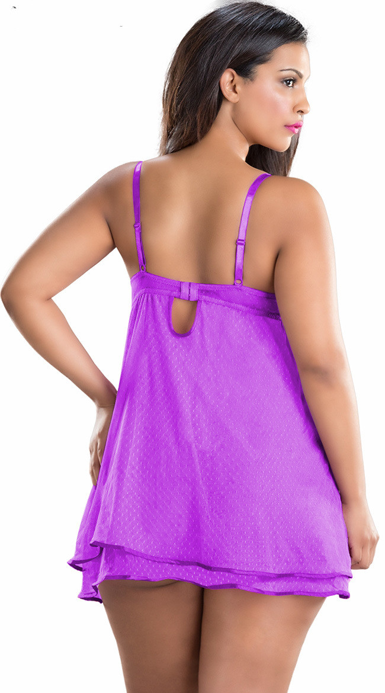 R70041-Purple-pyjamas-women-is-decorated-with-bowknot-2015-new-arrival-women-sleepwear-romance-high-quality