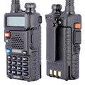 BAOFENG УФ-5R любительское радио Dual Band Радио 136-174 МГц & 400-520 МГц Baofeng UV5R приемо двухстороннее Радио Walkie talkie с наушником