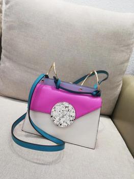 Kafunila genuine leather bags for women 2019 luxury handbags women bags designer high quality crossbody flap bag bolsa feminina