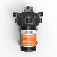 SEAFLO Marine Equipment 18.9 LPM 60PSI/ 5 Chamber Diaphragm Pump for Pumping Water Yachting Boat
