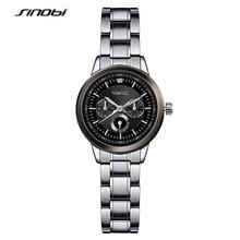 SINOBI relógio de Quartzo-Mulheres relógios De Luxo famosa marca de Relógios Das Senhoras das mulheres do sexo feminino a women'Wrist Relógios Relogio Femininos F40