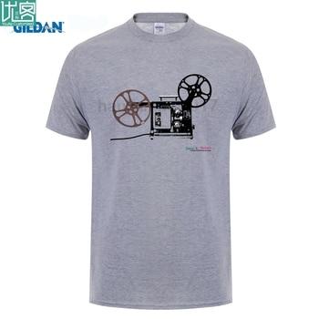 16mm Film Movie Projector T-Shirt