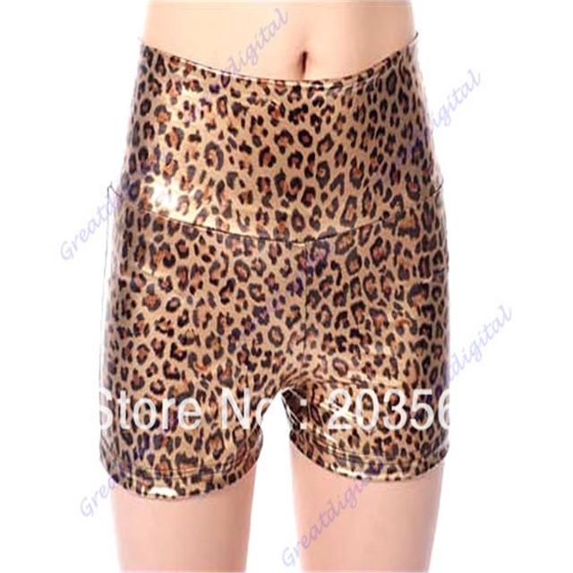 Hot Sale European Fashion Sexy Women Girls High Waist Stretch Short Pant 2 Colors ZL001